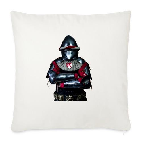 chevalier.png - Housse de coussin décorative 45x 45cm