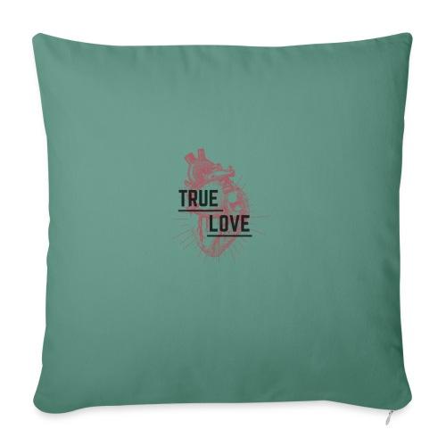 True Love - Copricuscino per divano, 45 x 45 cm