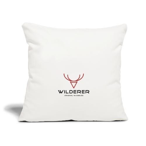 WUIDBUZZ | Wilderer | Männersache - Sofakissenbezug 44 x 44 cm