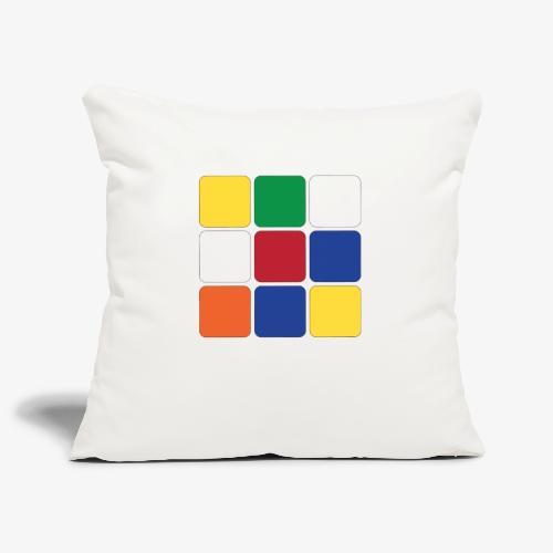 Square - Copricuscino per divano, 45 x 45 cm