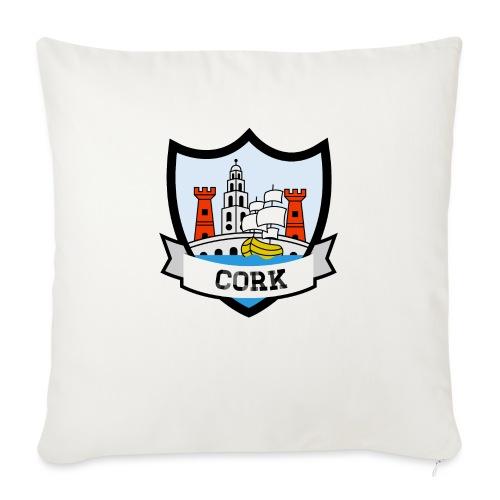 Cork - Eire Apparel - Sofa pillowcase 17,3'' x 17,3'' (45 x 45 cm)