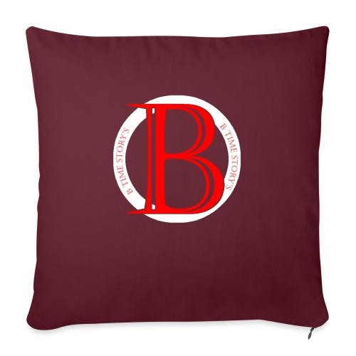 Wit Rood logo - Sierkussenhoes, 45 x 45 cm