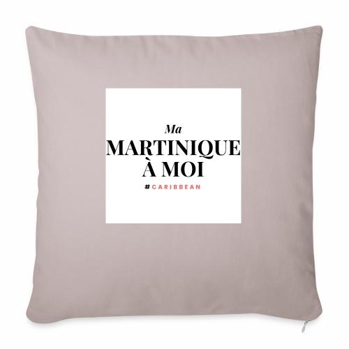 Ma Martinique à Moi - Housse de coussin décorative 45x 45cm
