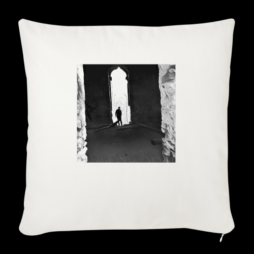 Misted Afterthought - Sofa pillowcase 17,3'' x 17,3'' (45 x 45 cm)