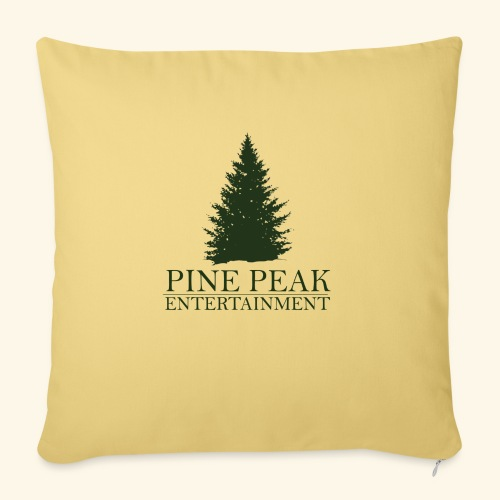 Pine Peak Entertainment - Sierkussenhoes, 45 x 45 cm