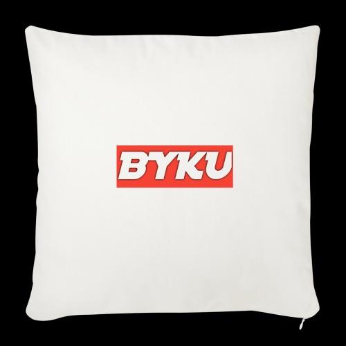 BYKUclothes - Poszewka na poduszkę 45 x 45 cm