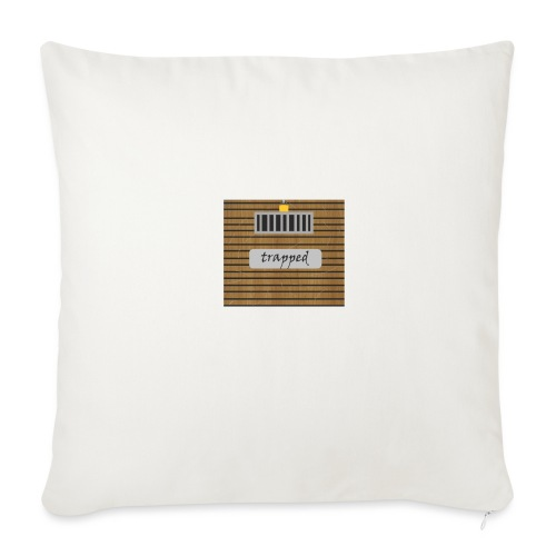 Locked box - Sofa pillowcase 17,3'' x 17,3'' (45 x 45 cm)
