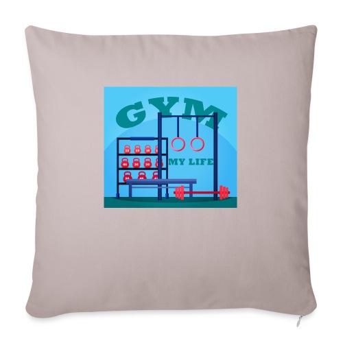 GYM - Sohvatyynyn päällinen 45 x 45 cm