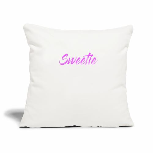 Sweetie - Sofa pillowcase 17,3'' x 17,3'' (45 x 45 cm)