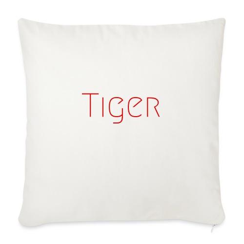 Tiger - Housse de coussin décorative 45x 45cm