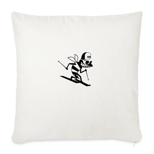 tee shirt GPfat1 - Housse de coussin décorative 45x 45cm