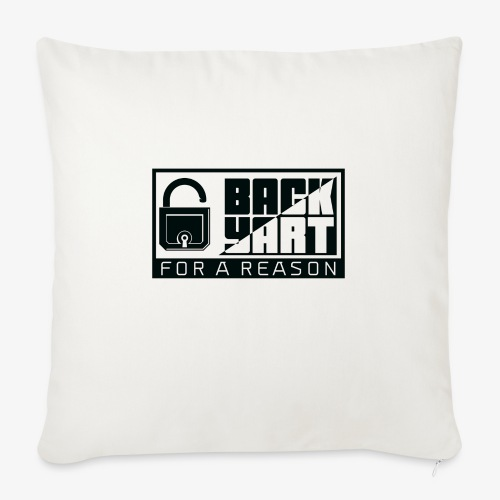 backart - for a reason - Sofa pillowcase 17,3'' x 17,3'' (45 x 45 cm)