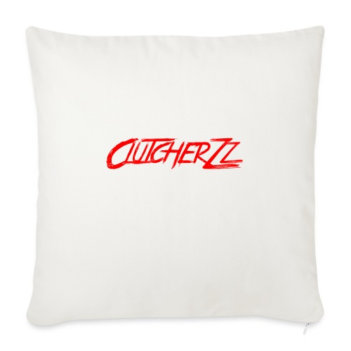 Spreadshirt written logo - Housse de coussin décorative 45x 45cm