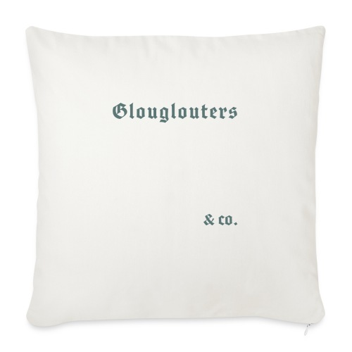 glouglouters - Housse de coussin décorative 45x 45cm