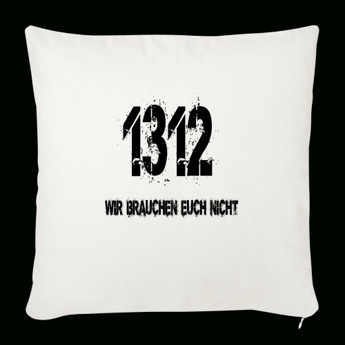 1312 BOSS - Sofakissenbezug 44 x 44 cm