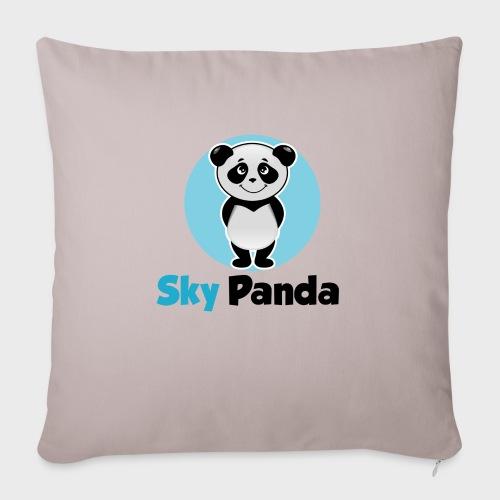 Panda Cutie - Sofakissenbezug 44 x 44 cm