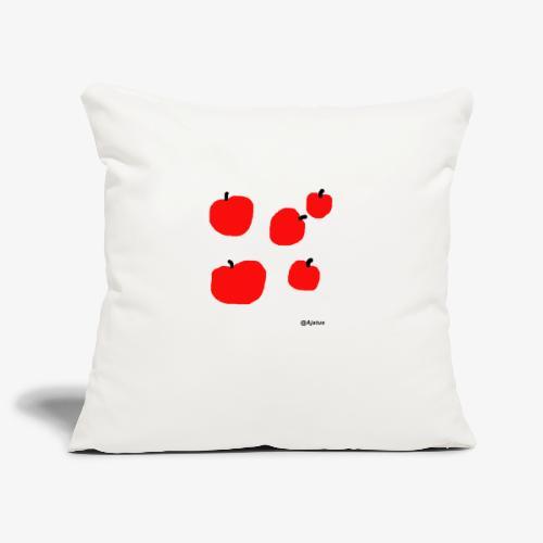 Omenat - Sohvatyynyn päällinen 45 x 45 cm