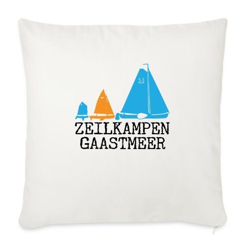 ZKG Zwart Merchandise - Sierkussenhoes, 45 x 45 cm