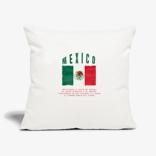 Mexican Flag Bandera Mexico - Sofakissenbezug 44 x 44 cm