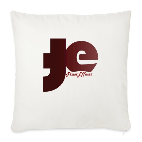 company logo - Sofa pillowcase 17,3'' x 17,3'' (45 x 45 cm)