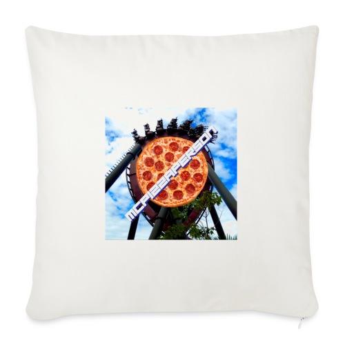 Old McPizzaPerson Logo #2 - Sofa pillowcase 17,3'' x 17,3'' (45 x 45 cm)
