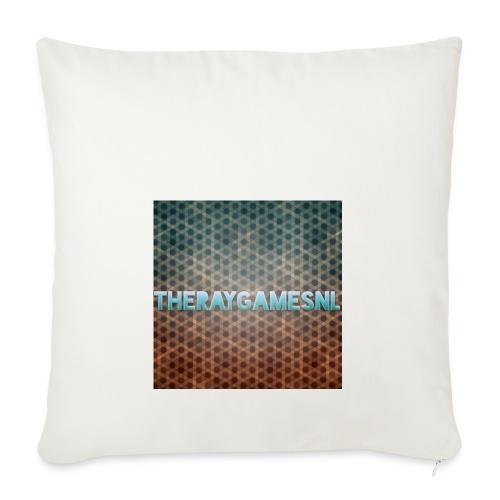 TheRayGames Merch - Sofa pillowcase 17,3'' x 17,3'' (45 x 45 cm)