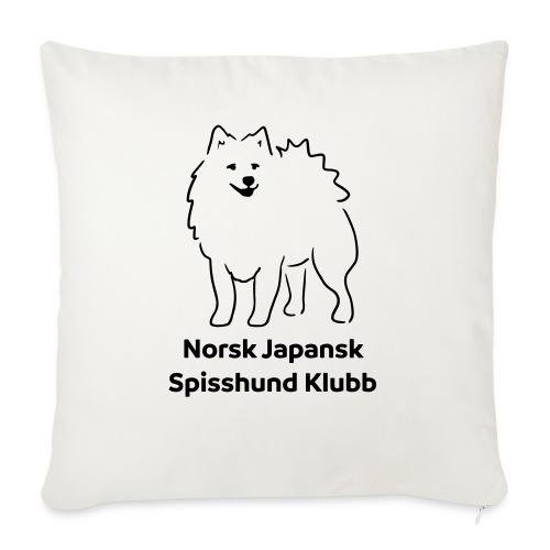 NJSK - Sofa pillowcase 17,3'' x 17,3'' (45 x 45 cm)