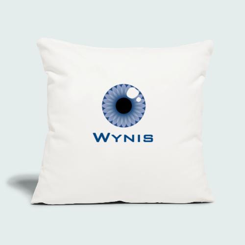 Productos Oficiales del canal @WYNIS2013. - Funda de cojín, 45 x 45 cm