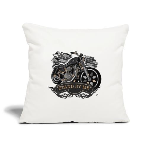 moto - Copricuscino per divano, 45 x 45 cm