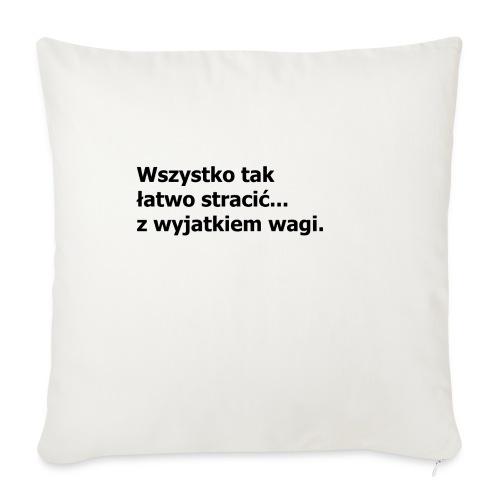 Fit - Poszewka na poduszkę 45 x 45 cm