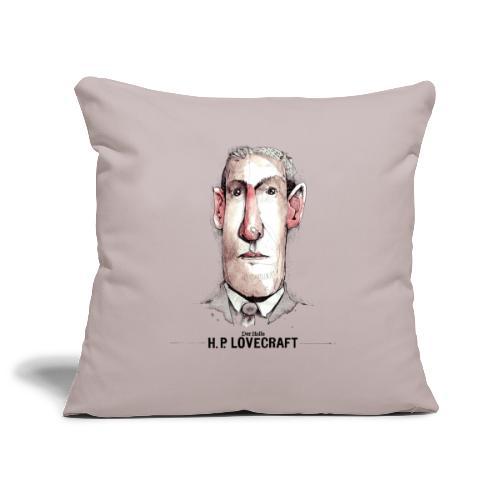 H. P. Lovecraft (Cthulhu) - Sofakissenbezug 44 x 44 cm