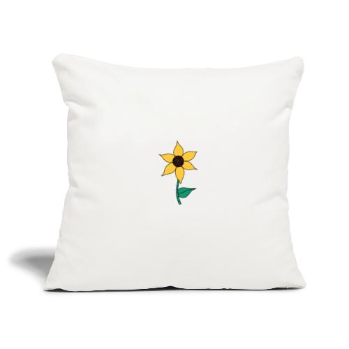 Sunflower - Sierkussenhoes, 45 x 45 cm