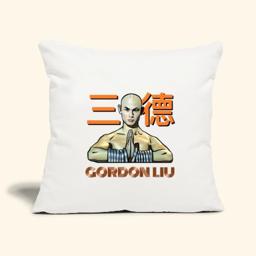 Gordon Liu - San Te Monk (Official) 6 prikker - Pudebetræk 45 x 45 cm