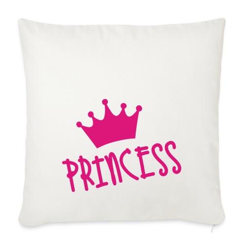 Princess - Sofakissenbezug 44 x 44 cm
