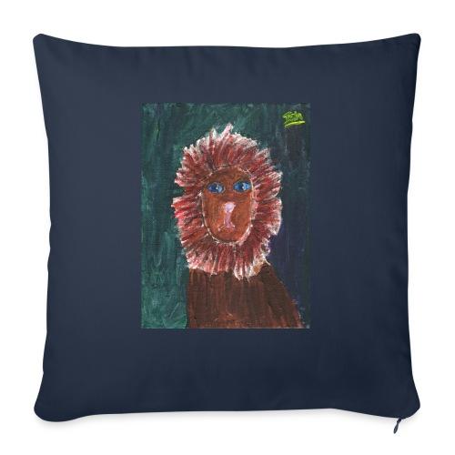 Lion T-Shirt By Isla - Sofa pillowcase 17,3'' x 17,3'' (45 x 45 cm)