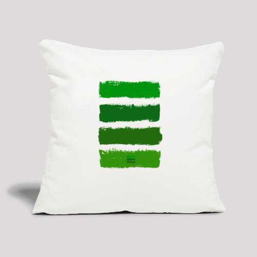MK 22 - Sofa pillowcase 17,3'' x 17,3'' (45 x 45 cm)