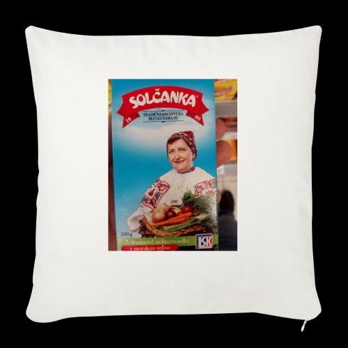 Babushka's fines - Sofa pillowcase 17,3'' x 17,3'' (45 x 45 cm)