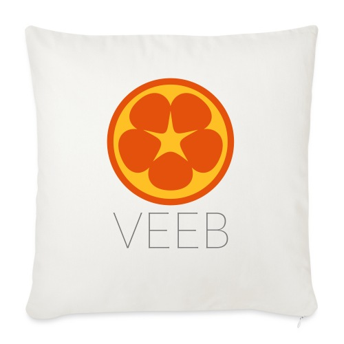 VEEB - Sofa pillowcase 17,3'' x 17,3'' (45 x 45 cm)