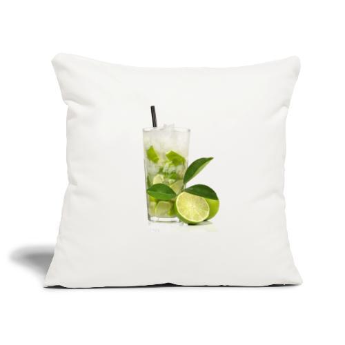 Caïpirinha - Sofa pillowcase 17,3'' x 17,3'' (45 x 45 cm)