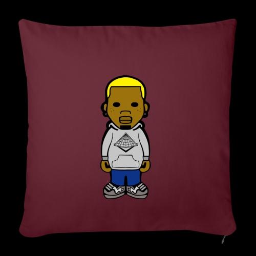 Chris Brown Breezy Tee - Sofakissenbezug 44 x 44 cm