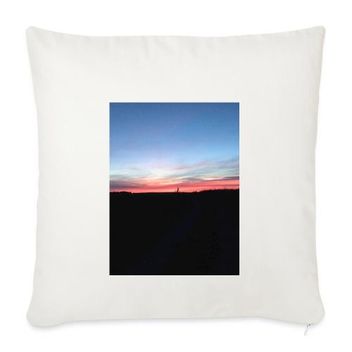 late night cycle - Sofa pillowcase 17,3'' x 17,3'' (45 x 45 cm)