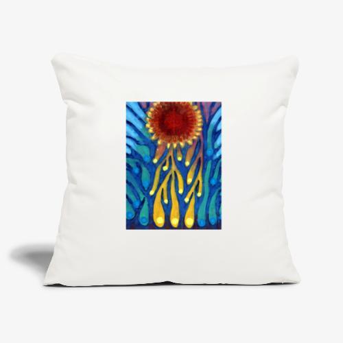 Chore Słońce - Poszewka na poduszkę 45 x 45 cm
