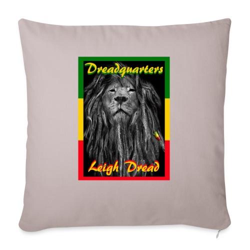 Dreadquarters - Sofa pillowcase 17,3'' x 17,3'' (45 x 45 cm)