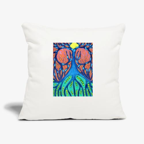 Drapieżne Drzewo - Poszewka na poduszkę 45 x 45 cm