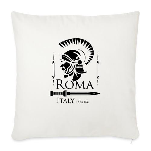 Legionario Romano con Elmetto - Copricuscino per divano, 45 x 45 cm
