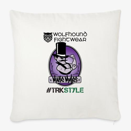 myles front 0518 - Sofa pillowcase 17,3'' x 17,3'' (45 x 45 cm)