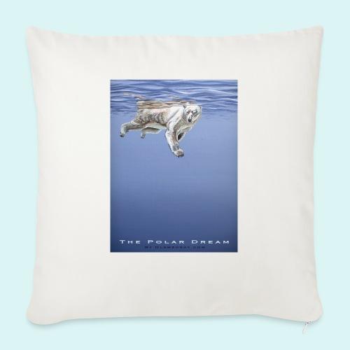 The Polar Dream - Sofa pillowcase 17,3'' x 17,3'' (45 x 45 cm)