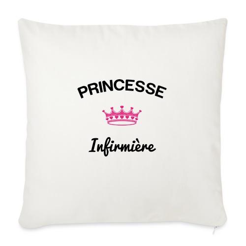princesse team nurse - Housse de coussin décorative 45x 45cm
