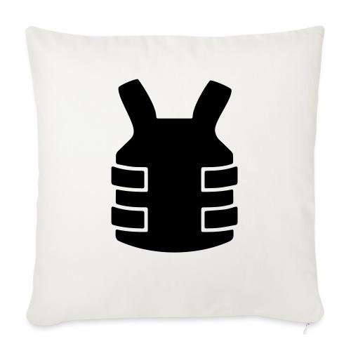 Bullet Proof Design - Sofa pillowcase 17,3'' x 17,3'' (45 x 45 cm)