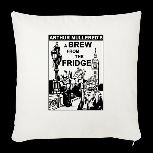A Brew from the Fridge v2 - Sofa pillowcase 17,3'' x 17,3'' (45 x 45 cm)
